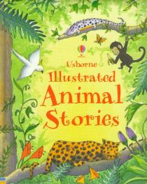 Illustrated Animal Stories обложка книги