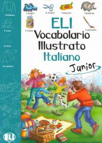 Фото книги Vocabolario Illustrato Italiano Junior