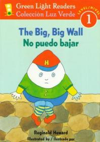 Фото книги The Big, Big Wall / No puedo bajar. level 1/nivel 1