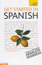 Фото книги Get Started in Spanish: Teach Yourself + CDs